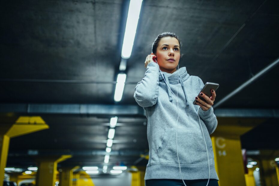 Getting into the workout groove with a great playlist